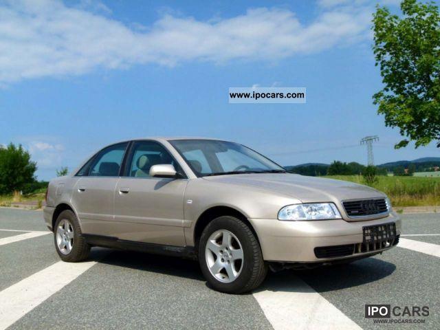 2000 audi a4 2 8 quattro limousine used vehicle photo