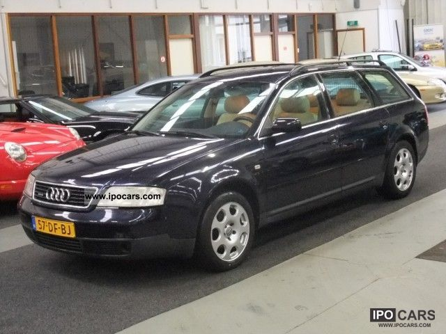 1999 audi a6 avant 2 5 v6 tdi quattro tiptronic5 n advance car photo and specs. Black Bedroom Furniture Sets. Home Design Ideas