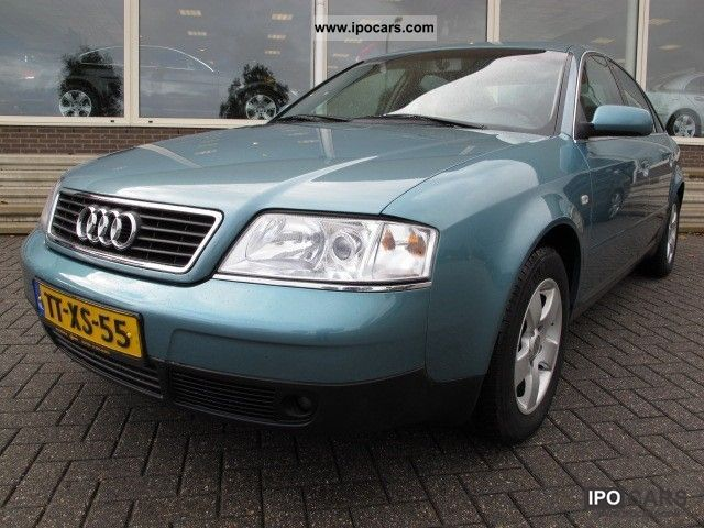 1998 Audi  A6 1.8 20V SEDAN + CLIMATE / CRUISE CONTROL Limousine Used vehicle photo