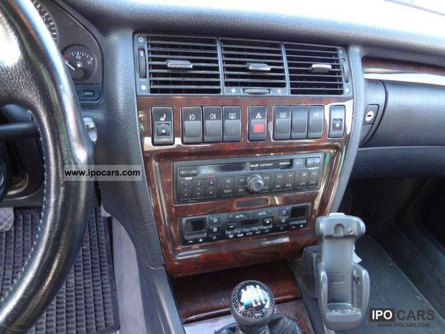 1998 Audi A8 25 Tdi Xenon Leather Navi Car Photo And Specs