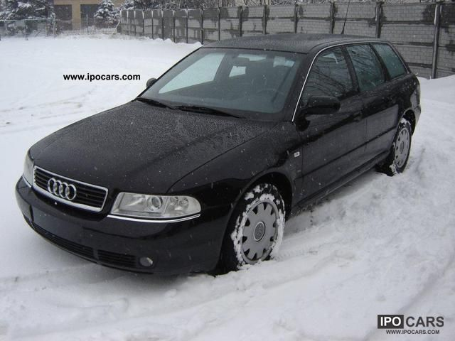 1999 audi a4 air tronic czarny 1 8 benzyna bose car photo and specs. Black Bedroom Furniture Sets. Home Design Ideas