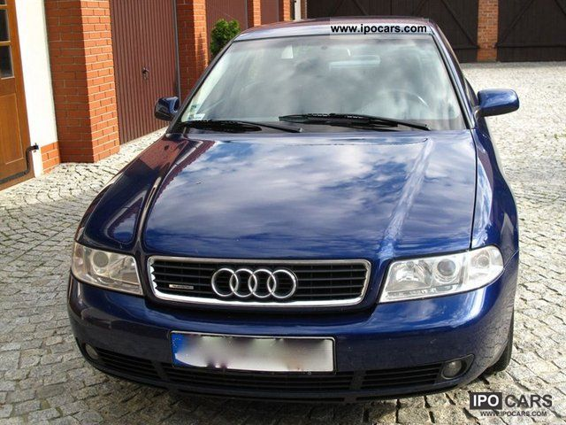 1999 Audi A4 Quattro Other Used Vehicle Photo