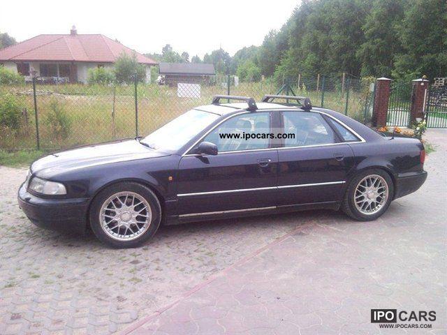 Audi  A8 1998 Liquefied Petroleum Gas Cars (LPG, GPL, propane) photo