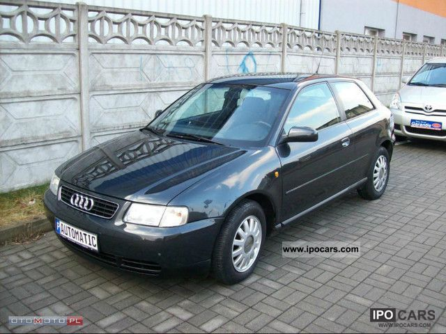 1998 audi a3 tdi automatic full 110km servis car photo. Black Bedroom Furniture Sets. Home Design Ideas