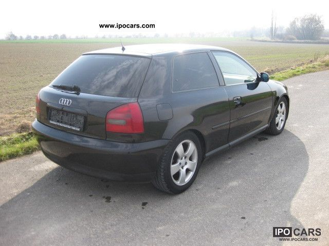 2000 Audi A3 1.8 T Bose Attraction - Car Photo and Specs