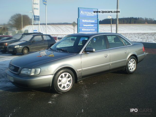 1995 Audi  A6 / 2.8 / Type C 4 / Top Limousine Used vehicle photo