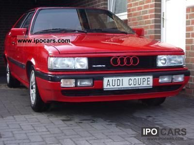 1987 Audi  Type 81 Coupe GT Sports car/Coupe Used vehicle photo