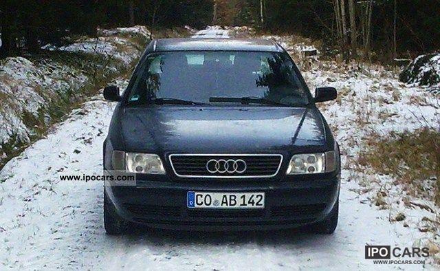 1995 Audi  100 2.6 E Limousine Used vehicle photo