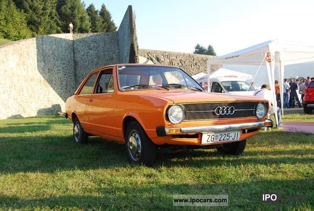 Audi  80 B1 1974 Vintage, Classic and Old Cars photo