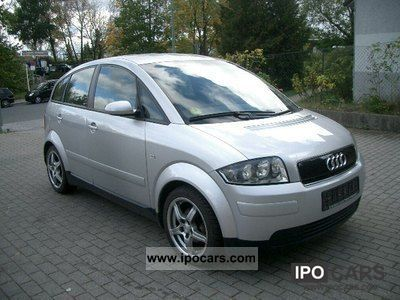 2000 Audi  A2 1.4TDI Limousine Used vehicle photo