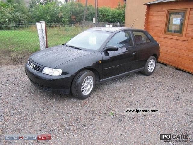 1998 Audi  A3 AIR TRONIC!! IGIEŁKA Small Car Used vehicle photo