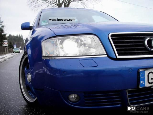 Audi  A6 climate control - TUNING - XENON 1998 Tuning Cars photo