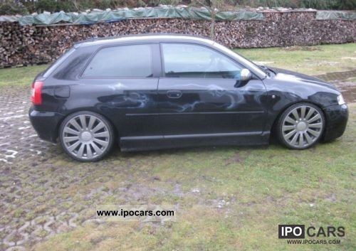 2000 Audi A3 1.8 T quattro ambience - Car Photo and Specs
