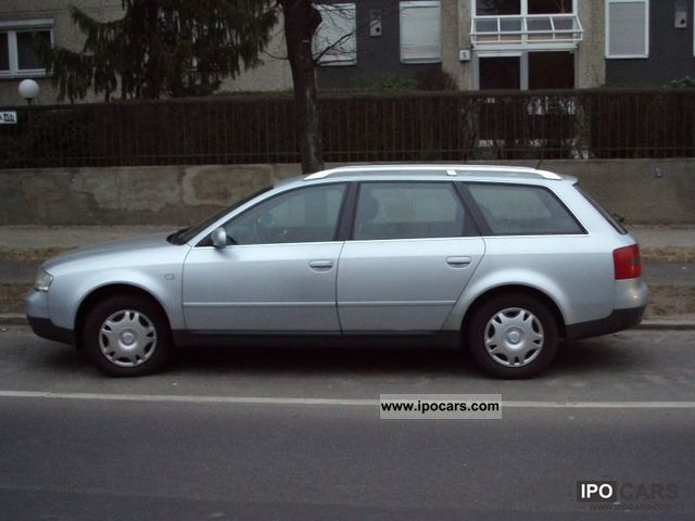 1995 Audi A6 Avant 19 Tdi Related Infomationspecifications Weili