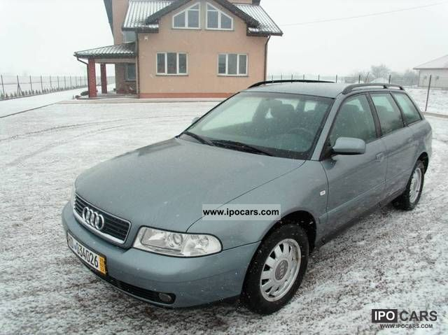 1999 Audi  A4 *** STAN bardzo Dobry *** Estate Car Used vehicle photo