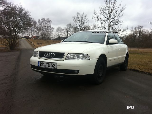 2000 Audi  Non smoking, well-maintained car Limousine Used vehicle photo