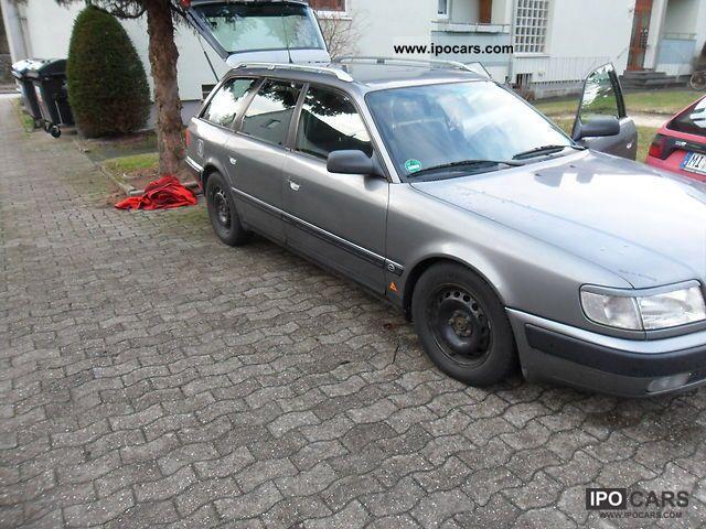 1993 Audi  20V quattro Estate Car Used vehicle photo