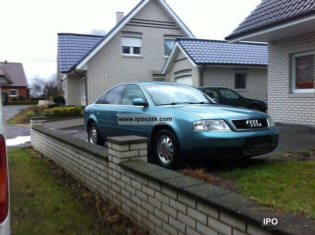 1998 Audi  A6 1.8 Limousine Used vehicle photo