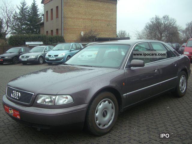 1995 Audi  A8 2.8 * LEATHER ** CLIMATE AUTOMATIC * ** ** EL.SD Limousine Used vehicle photo