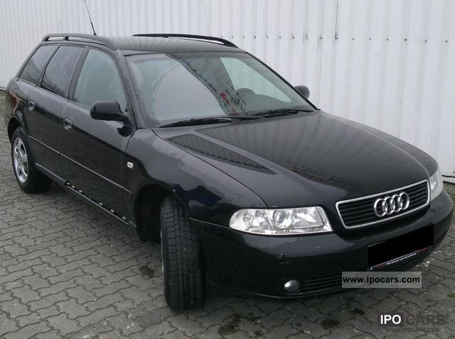 1999 audi a4 1 9 tdi avant facelift car photo and specs. Black Bedroom Furniture Sets. Home Design Ideas