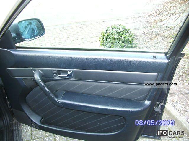 1995 Audi A6 2.8 Quattro LPG Estate Car Used vehicle photo 2