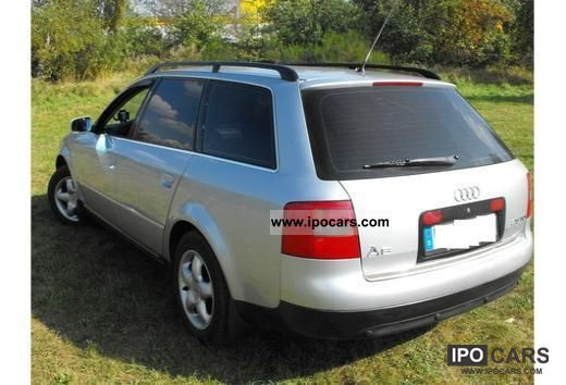 1998 Audi  Avant 2.5 TDI Van / Minibus Used vehicle photo