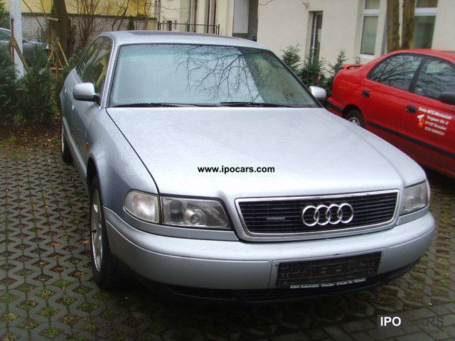 1996 Audi  A8 Limousine Used vehicle photo