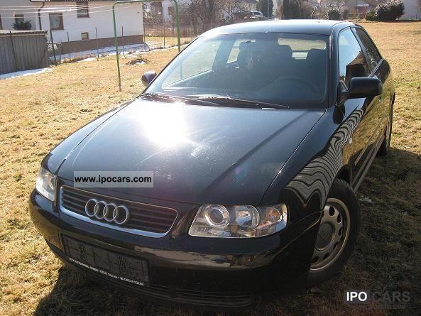 2002 Audi  A3 1.9 TDI Limousine Used vehicle photo