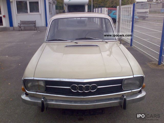 Audi  60 L 1970 Vintage, Classic and Old Cars photo