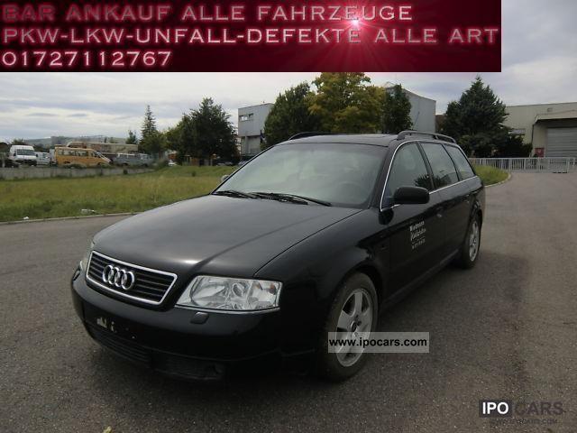 1999 Audi  A6 1.8 V5.Xenon Navi Plus. € 3300, Estate Car Used vehicle photo