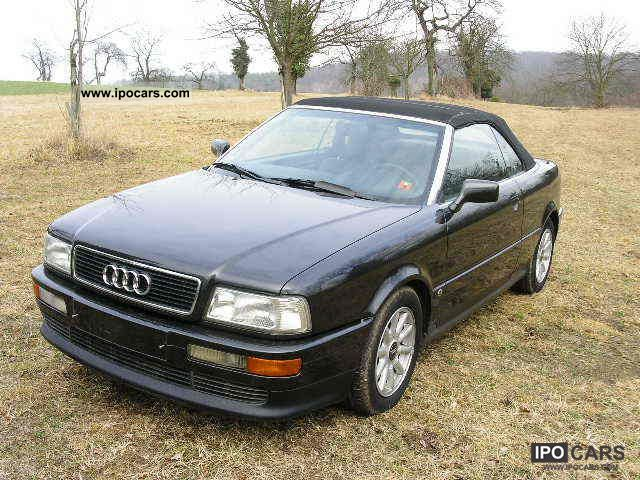 1992 Audi  2.8E Cabriolet Leather Case euro2 Cabrio / roadster Used vehicle photo
