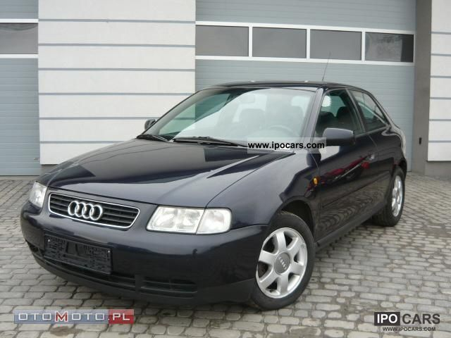 1999 Audi  A3 90 KONI climate control!! Other Used vehicle photo