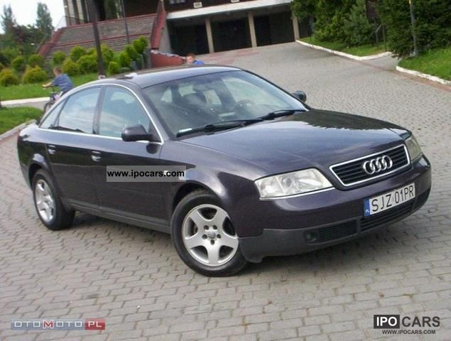 2001 audi a6 2 5 v6 tdi 150km navi climate car photo and specs. Black Bedroom Furniture Sets. Home Design Ideas