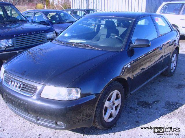 2001 Audi  A3 1.9 TDI Ambition / climate control / aluminum Limousine Used vehicle photo