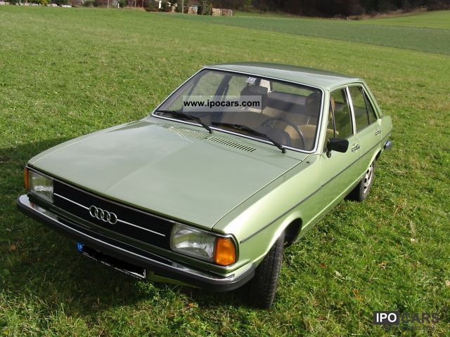 Audi  80 LS 1977 Vintage, Classic and Old Cars photo