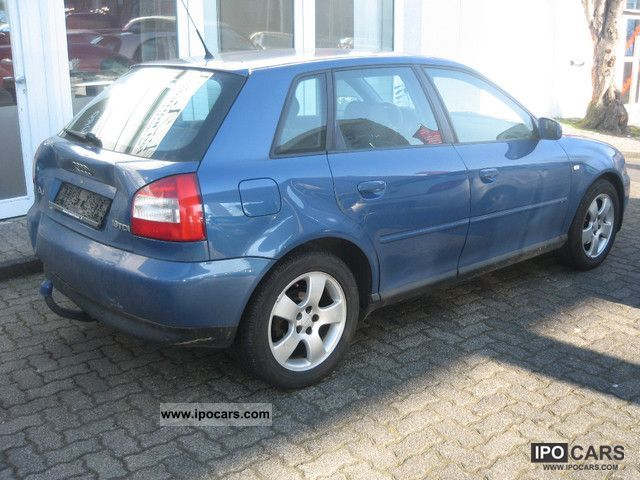 2003 audi a3 1 9 tdi ambition car photo and specs. Black Bedroom Furniture Sets. Home Design Ideas