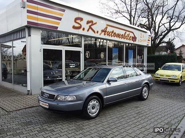 1998 Audi  A8 2.8 quattro CAR GARAGE! Limousine Used vehicle photo