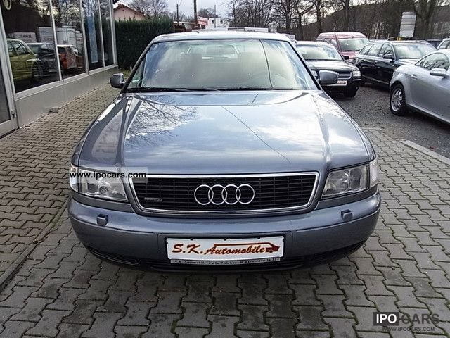 1998 audi a8 2 8 quattro related infomation specifications weili automotive network. Black Bedroom Furniture Sets. Home Design Ideas