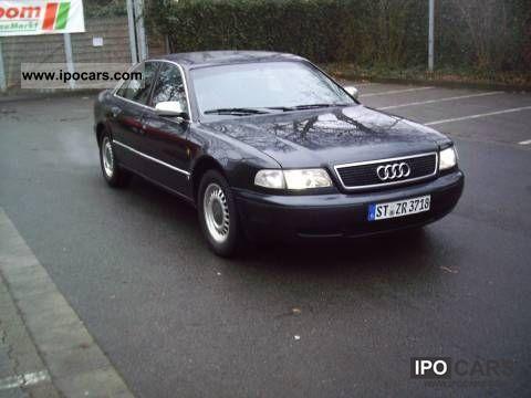 1997 Audi  A8 2.5 TDI Limousine Used vehicle photo
