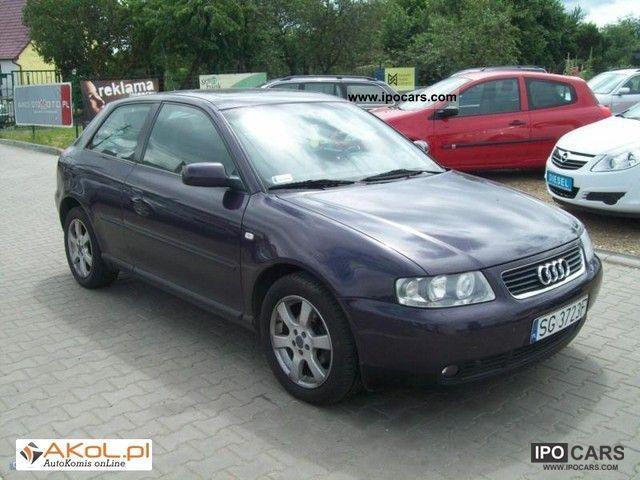 2000 Audi  A3 TDI, PO LIFCIE Limousine Used vehicle photo