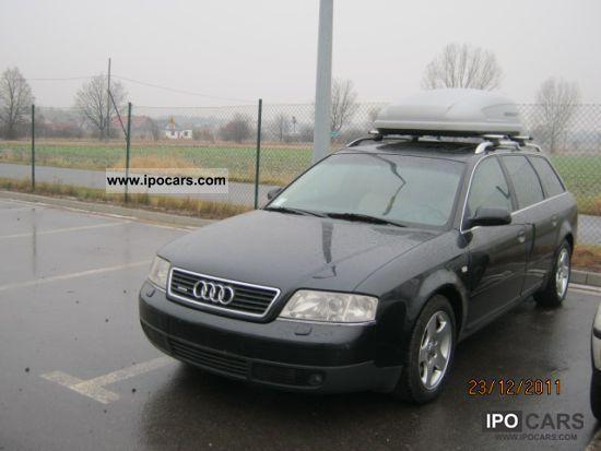 2001 Audi  QUATTRO Estate Car Used vehicle photo