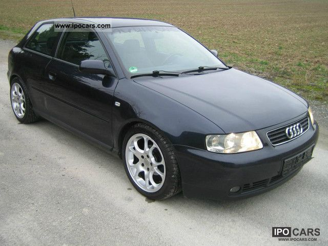 2001 audi a3 1 6 4 17 inches climate control tuv car photo and specs. Black Bedroom Furniture Sets. Home Design Ideas