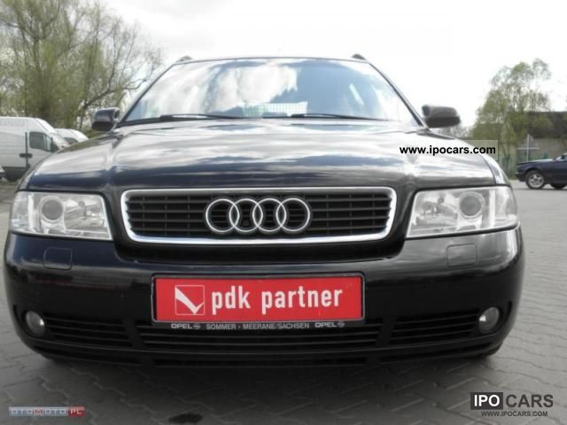 1999 audi a4 1 8 t a4 s4 xenony serwis car photo and specs. Black Bedroom Furniture Sets. Home Design Ideas