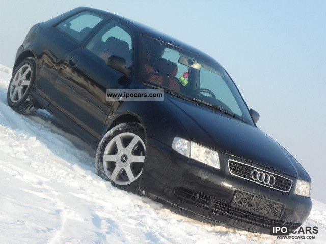 1998 Audi  A3 / S3 1.8 T (((TUV 1-2013))) * Klimaautomat Limousine Used vehicle photo