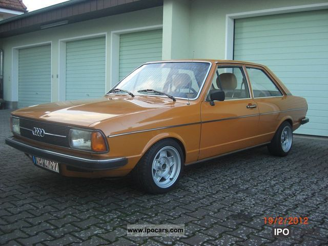 1977 Audi 80 B1 Typ82 Car Photo And Specs