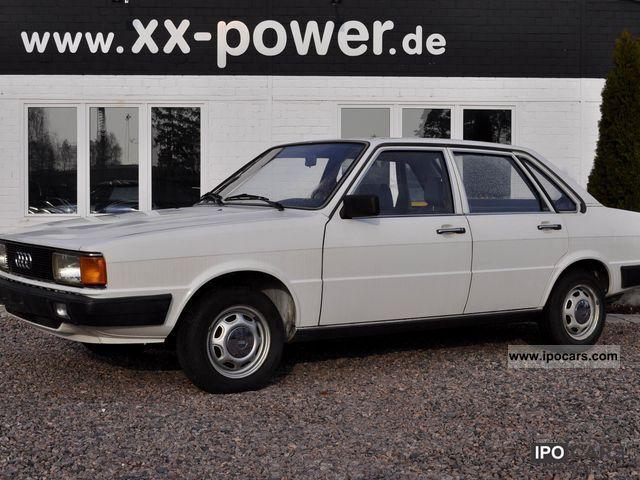 1981 Audi  80 Nr120 Other Used vehicle photo
