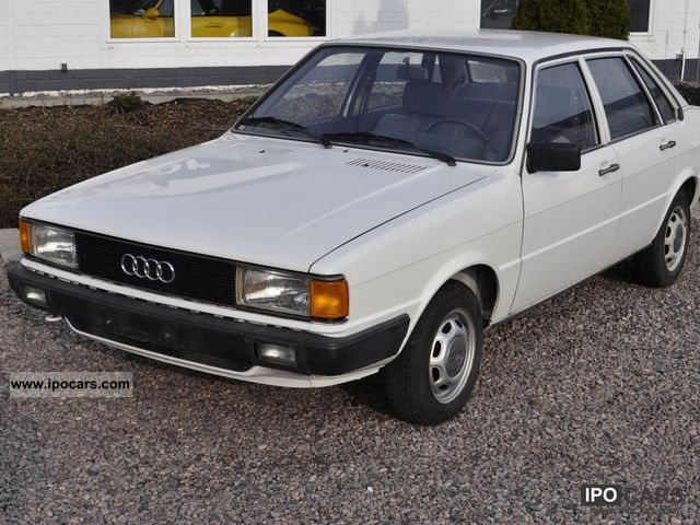 1981 Audi 80 Nr120 Car Photo And Specs