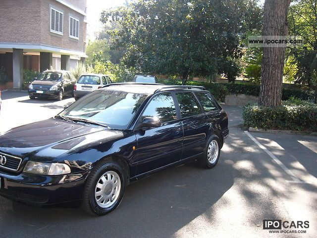 1999 Audi  1.9 Avant station wagon Estate Car Used vehicle photo