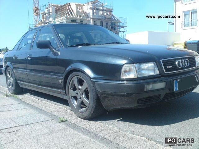 1994 audi 80 b4 16v sport edition sline optics car photo and specs. Black Bedroom Furniture Sets. Home Design Ideas