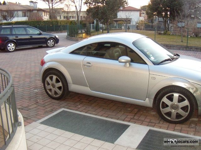 1999 audi audi tt 1800 180 cv 20 v turbo car photo and specs. Black Bedroom Furniture Sets. Home Design Ideas